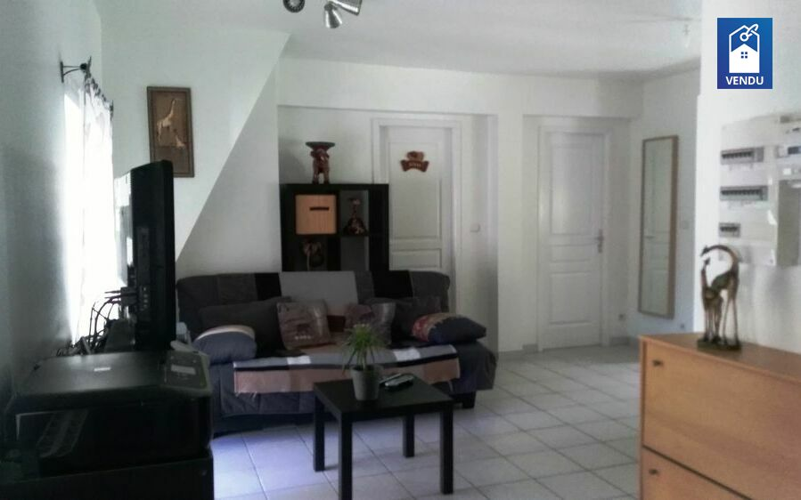 Immobilier sur Rives : Appartement de 4 pieces