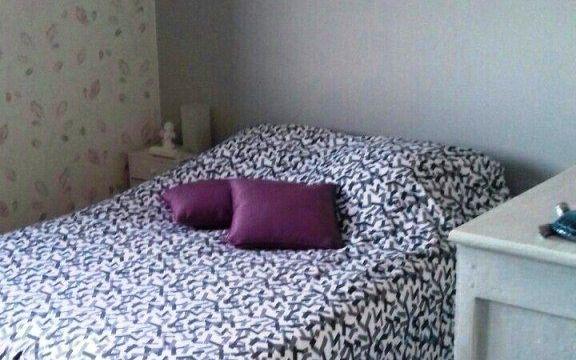 Appartement : une chambre