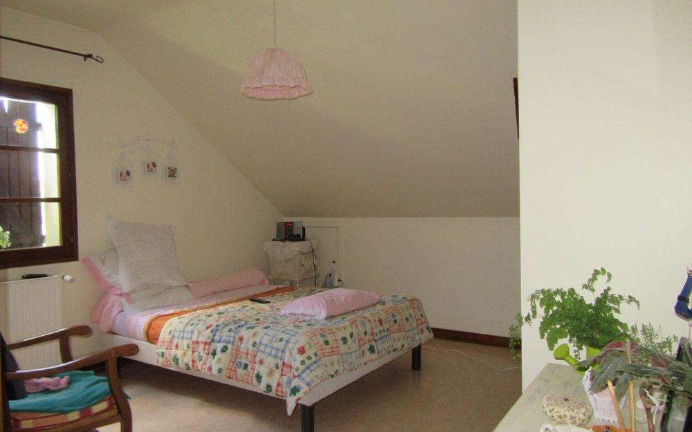 villa : chambre à l'étage