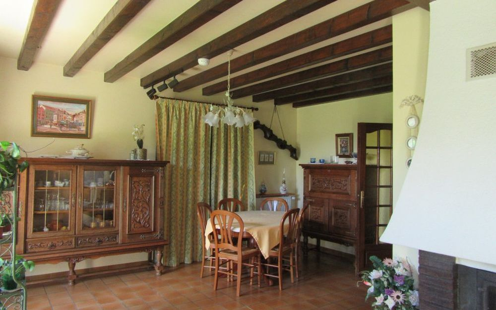villa : piece de vie