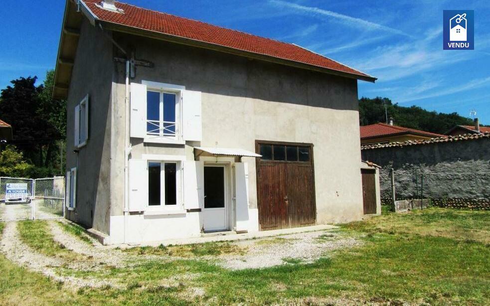 Immobilier sur Le Grand-Lemps : Maison/villa de 4 pieces