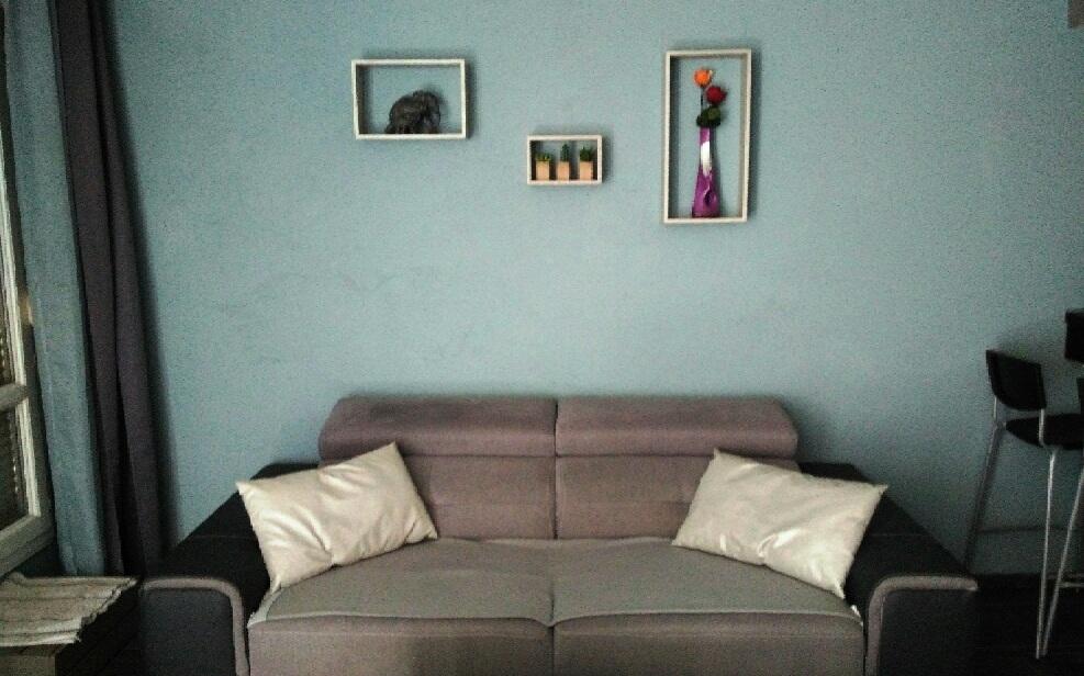 appartement de type 4 : espace salon