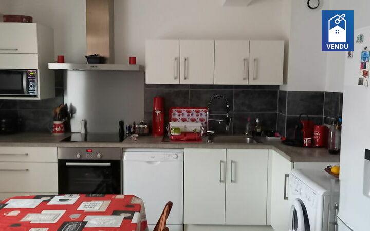 Immobilier sur Saint-Georges-d'Espéranche : Appartement de 4 pieces