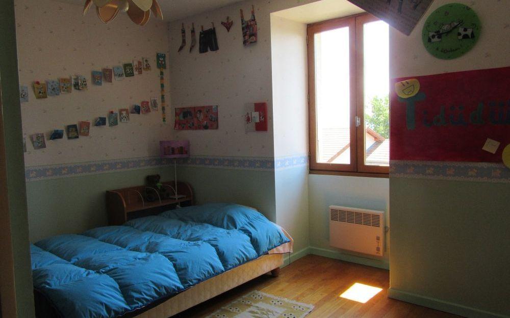 Maison Ancienne : une chambre