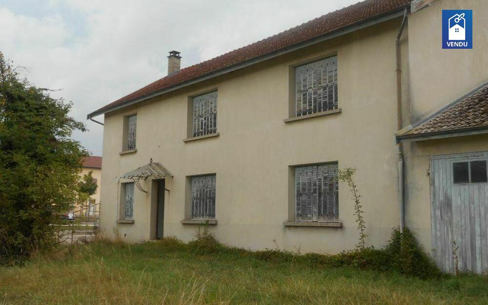 Immobilier sur Chabons : Maison/villa de 7 pieces
