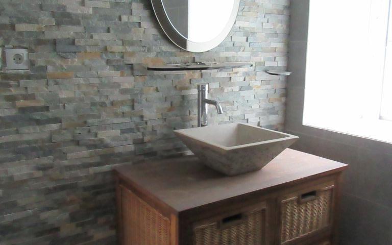 MAISON : salle d'eau du rez de chaussée