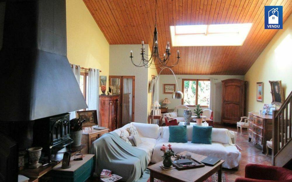 Immobilier sur Moirans : Maison/villa de 7 pieces