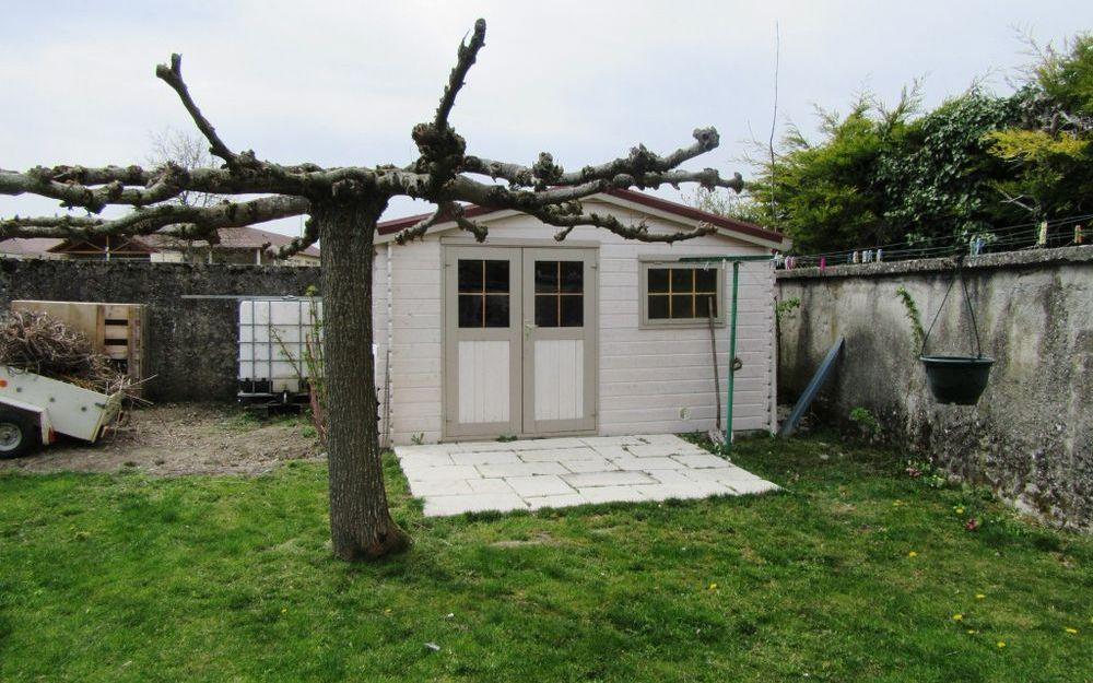 Maison Ancienne : exterieur