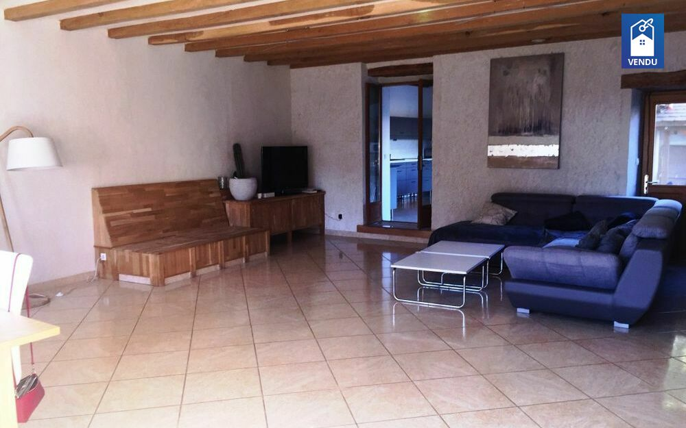 Immobilier sur Apprieu : Maison/villa de 5 pieces