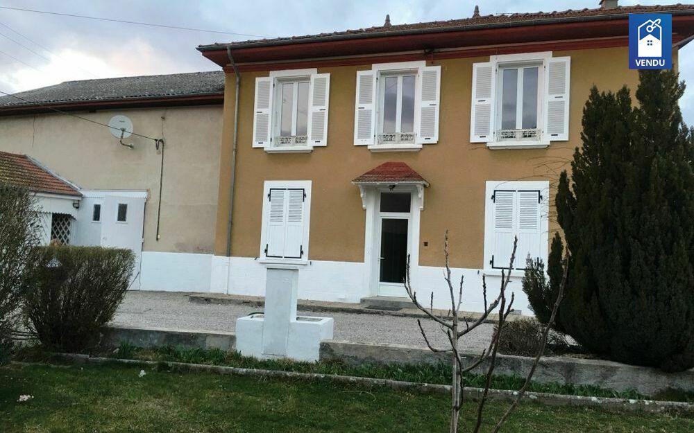 Immobilier sur Sillans : Maison/villa de 6 pieces
