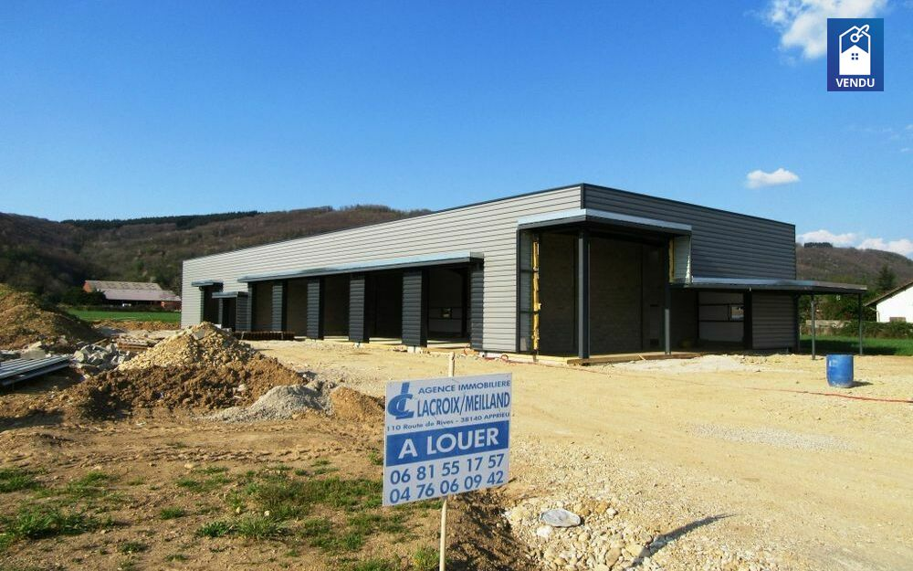 Immobilier sur Apprieu : Local de 0 pieces