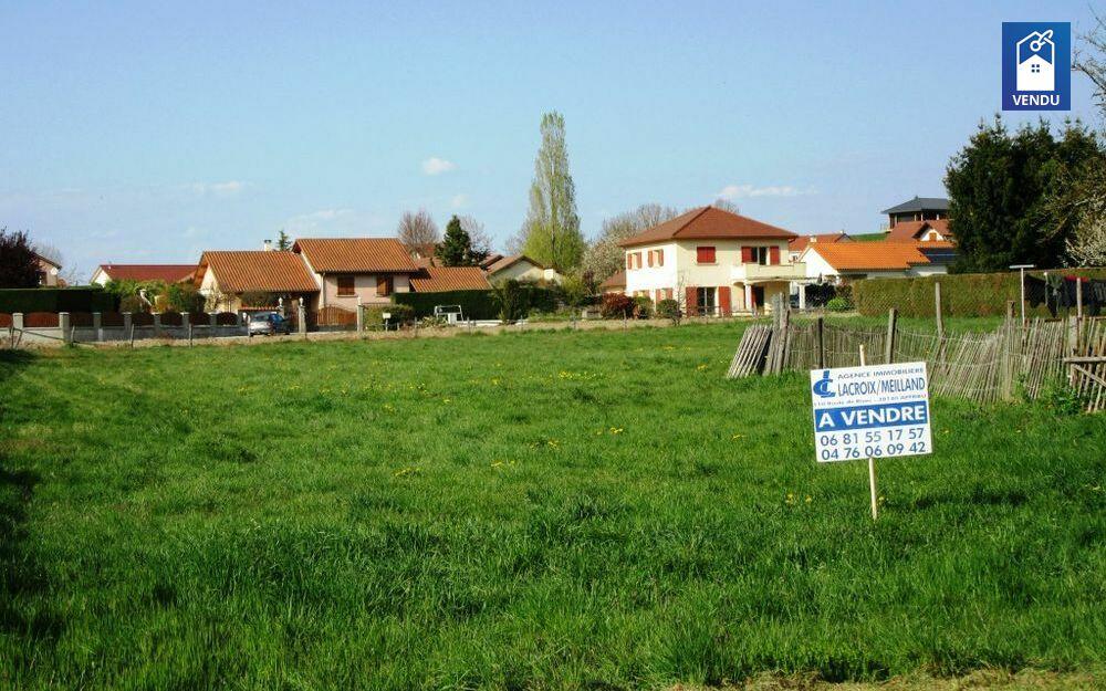 Immobilier sur Oyeu : Terrain de 0 pieces