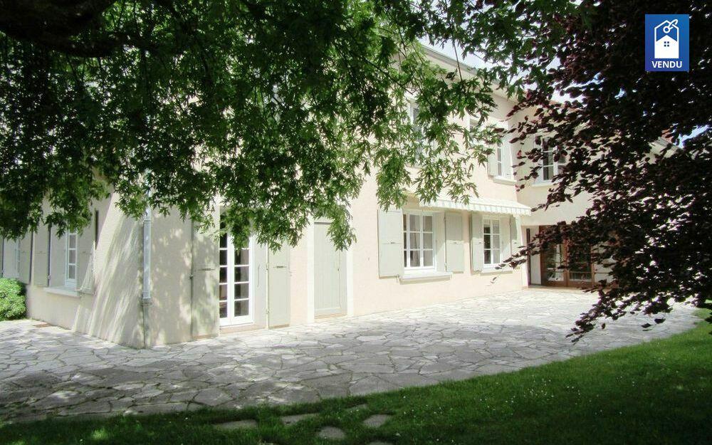 Immobilier sur Champier : Maison/villa de 10 pieces