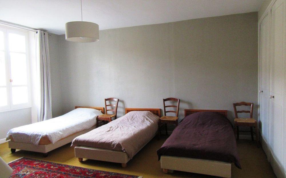 Maison bourgeoise : chambre  20 m²