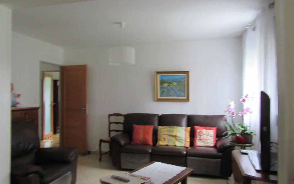 Appartement Rez de Jardin : salon