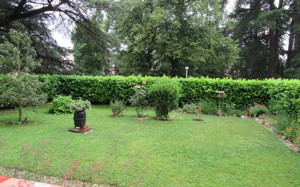 Appartement Rez de Jardin : jardin