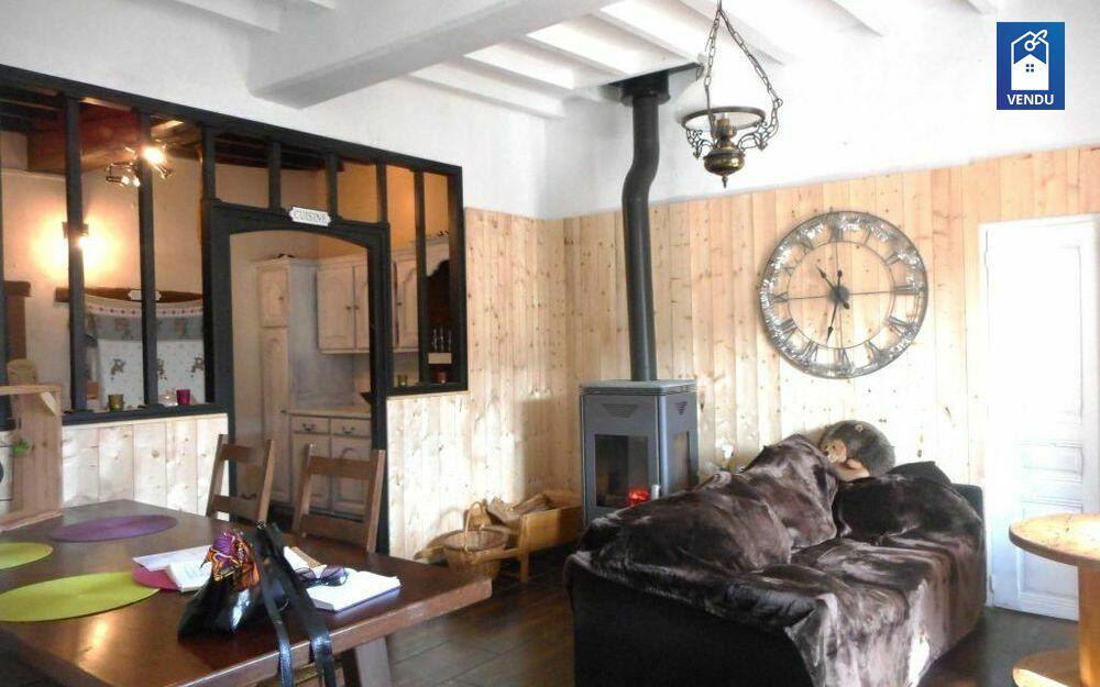 Immobilier sur Longechenal : Maison/villa de 5 pieces