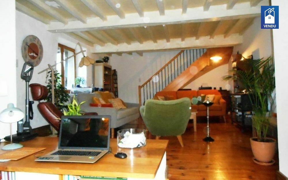 Immobilier sur La Côte Saint André : Maison/villa de 3 pieces