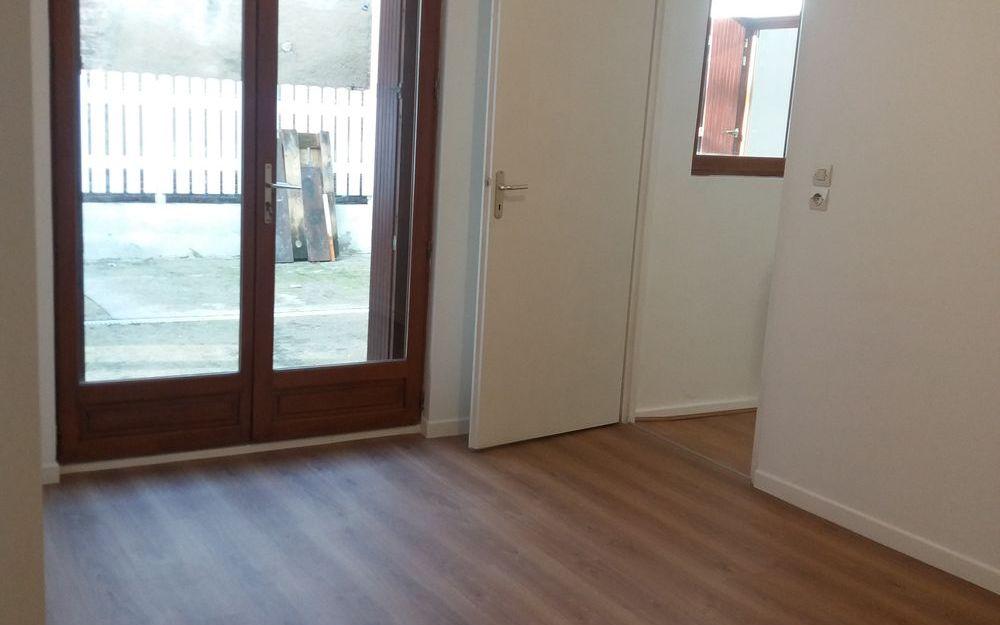 appartement de type 4 : CHAMBRE PARENTALE