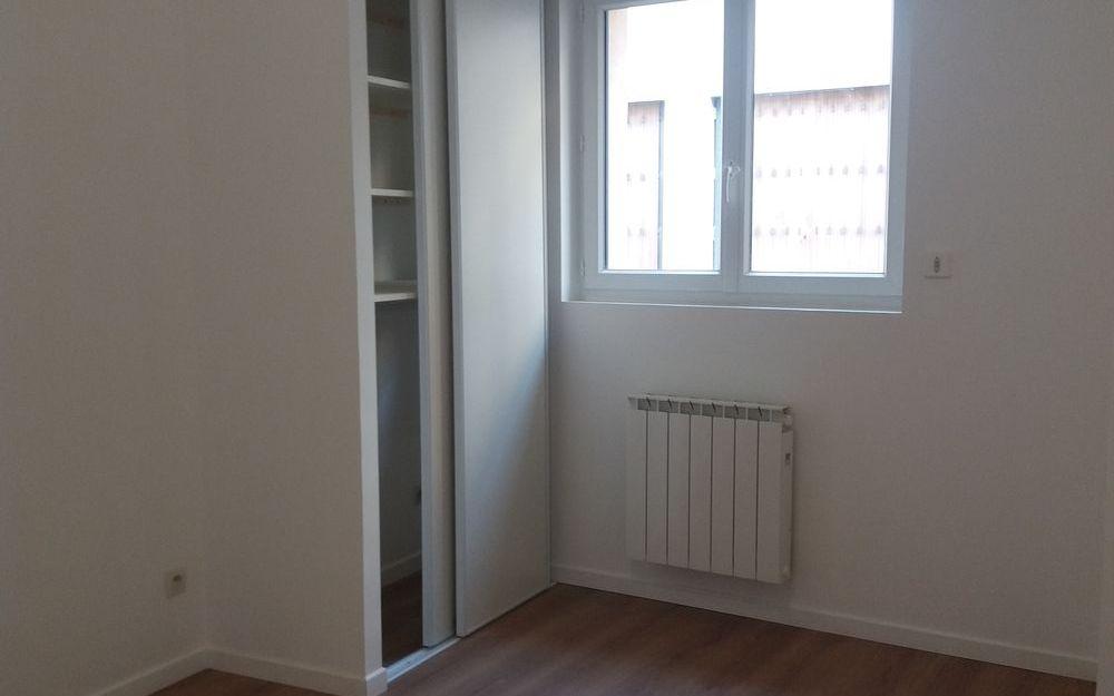 appartement de type 4 : CHAMBRE