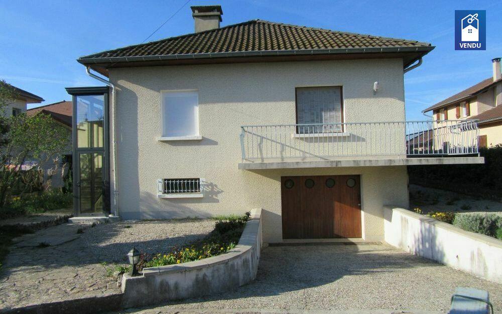 Immobilier sur Sillans : Maison/villa de 5 pieces