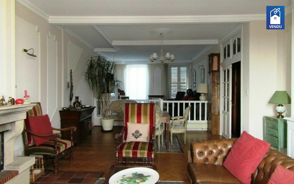 Immobilier sur Rives : Appartement de 6 pieces