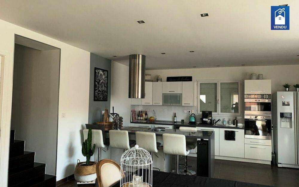 Immobilier sur Apprieu : Maison/villa de 4 pieces