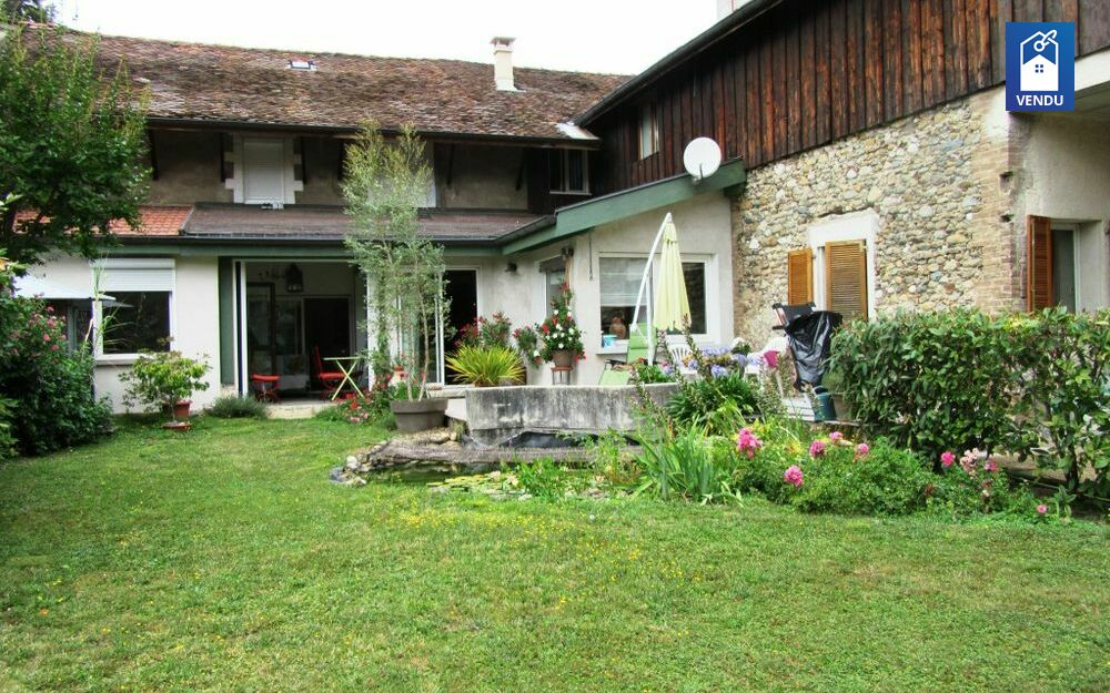 Immobilier sur Rives : Maison/villa de 4 pieces