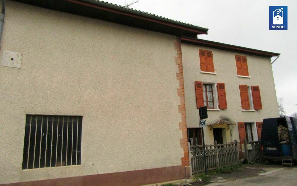 Immobilier sur Saint-Blaise-du-Buis : Maison/villa de 8 pieces