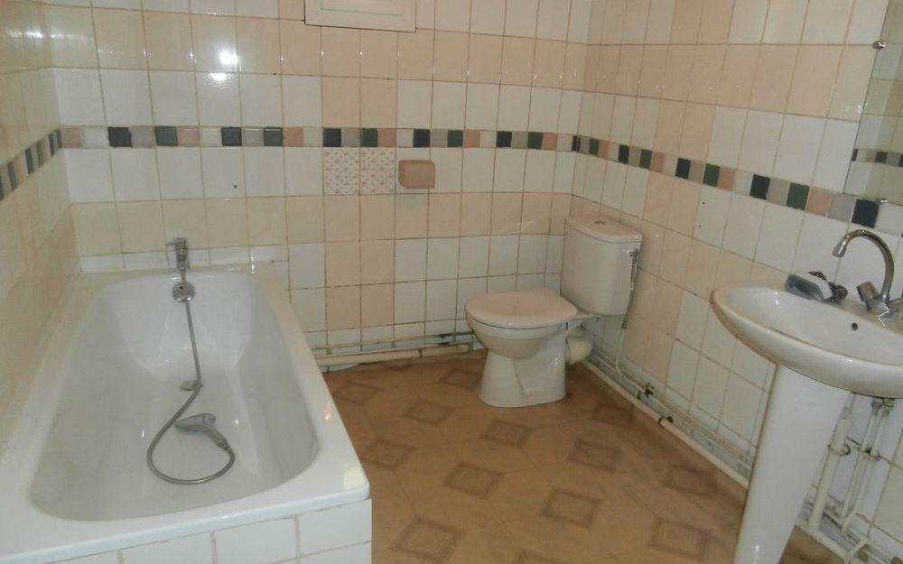 CORPS DE FERME EXCLUSIVITE : salle de bains