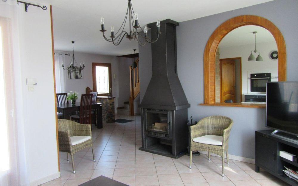 VILLA : sejour salon d'environ 38 m²