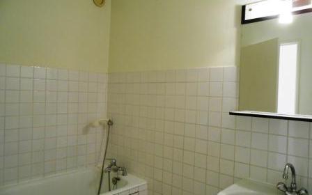 Appartement Le Clos Bérard : Salle de bains